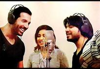 John Abraham records for unplugged version of Alfazon Ki Tarah from Rocky Handsome