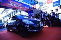 Maruti Suzuki Rally of Arunachal Flagged Off In The Presence Of CM Pema Khandu