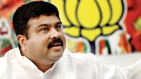 Infighting in BJD coming to the fore, says Dharmendra Pradhan