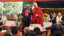 The Secret to Joy, According to the Dalai Lama and Desmond Tutu