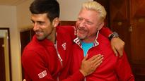 How would you replace me: Boris Becker, on Djokovic not having found a new coach