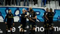 Ligue 1 round-up: Monaco thrash Marseille to take over at the top of Ligue 1