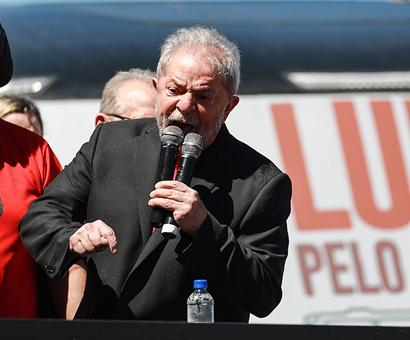Lula in la-la land
