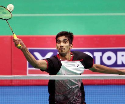 Badminton: India men stun China, women blanked by Japan