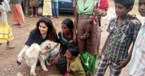 Thank you Ranjini Haridas, for joining hands with the saviors of strays