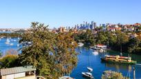Harbour views and top-notch addresses within reach in Sydney