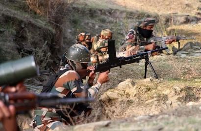 Army porter killed in Pak firing in Baramulla
