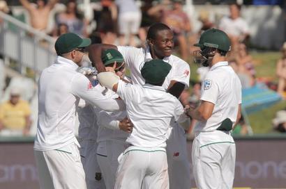 Rabada runs riot as South Africa thrash Sri Lanka