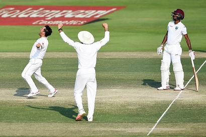 Pakistan close-in on series-clinching win vs Windies