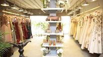Designer Samant Chauhan launches a massive three-storeyed studio in Shahpur Jat