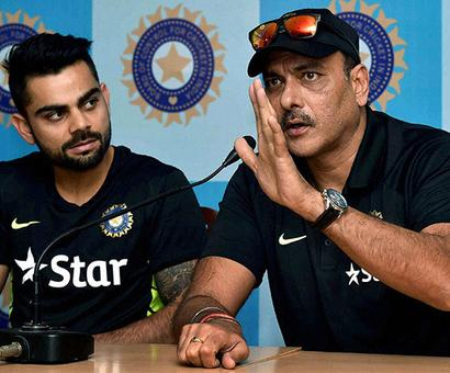 All you need to know about head coach Ravi Shastri