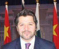 TOI interview with Hekmat Khalil Karzai