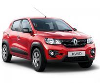 Renault Kwid AMT and 1.0-litre variants set to debut ahead of Diwali