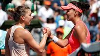 Miami Open: World number one Simona Halep stunned by Radwanska in third round