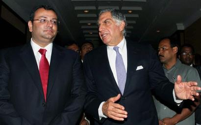 Singhvi, Salve will advise Tatas on Mistry exit fallout