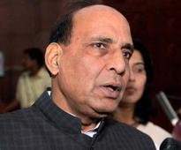 Rajnath takes a dig at SP, BSP, says 'Bicycle is now obsolete and elephant is old'