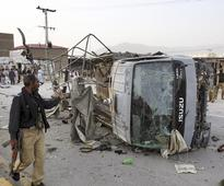 5 policemen killed, 7 injured in Pakistan suicide attack