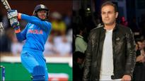 Is Smriti Mandhana female version of Sehwag? Viru's answer will win hearts