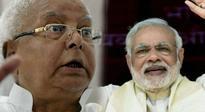 Communal tension has increased during NDA rule: Lalu