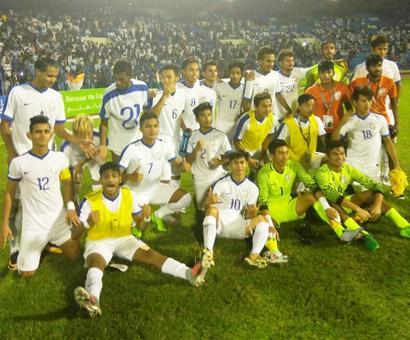 India thrash Turkmenistan 3-0, end AFC U-19 campaign on high