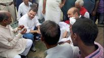 Khat Pe Charcha: BJP mocks Rahul Gandhi as audience takes cots home