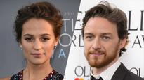 Alicia Vikander, James McAvoy's Submergence Pre-Sold to More Than 30 Territories (EXCLUSIVE)