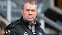 Notts County appoint Sheridan as boss