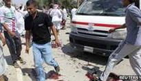 Deadly Blasts Target Iraqi Sunnis