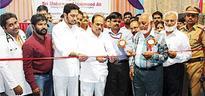 Dy CM inaugurates free Mega Health Camp at Azampura