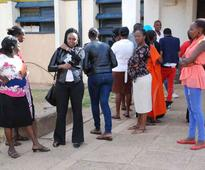 Five suspected M-Pesa conmen arrested in Maralal police raid