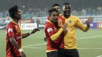 I-League: Ranti shines as East Bengal trounce Shillong Lajong
