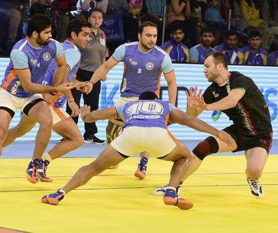 India maintain dominance, win Kabaddi World Cup for 3rd straight time!