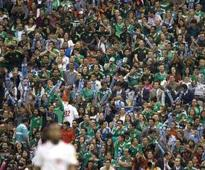 Mexican football body urges fans to stop anti-gay chants