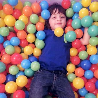 SRK's son AbRam Khan's adorable pictures!