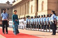 Every time I come to India I realise how close we are: Suu Kyi