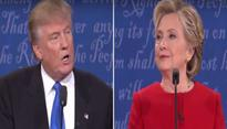 Watch: Donald Trump, Hillary Clinton debate on terrorism, economy & other issues