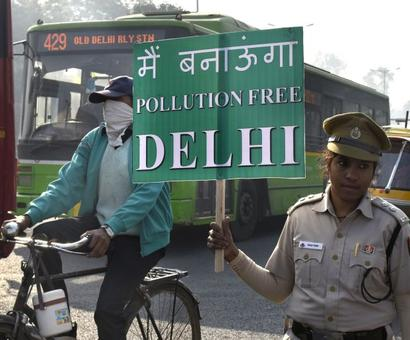 Delhi govt spent over Rs 20 crore for odd-even plan; Rs 4 crore on ads
