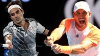 Federer cruises into Aussie Open semifinal