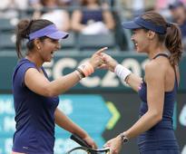 Sania Mirza-Martina Hingis Make Winning Start at Indian Wells