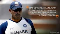 When Shastri saw Sachin's greatness from 22 yards