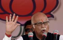 BJP handled Karnataka in an opportunistic manner, says Advani
