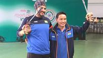 ISSF World Cup: Jitu Rai wins 50m air pistol gold, Amanpreet bags silver