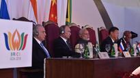 BRICS adopts Goa declaration; calls for tackling terrorism, adoption of CCIT