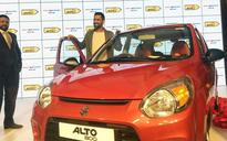 Maruti Suzuki launches special edition Alto inspired by M S Dhoni