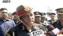 Dehradun: Army Chief Gen. Rawat attends Passing Out Parade ceremony