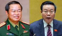 Deputy defense minister voted vice chair of Vietnam legislature