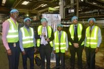 In pictures: Uk envoy visits Guinness, Ogba, Ikeja, Brewery