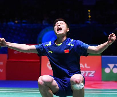 Sports Shorts: Shi beats Lin Dan to win All England Badminton final