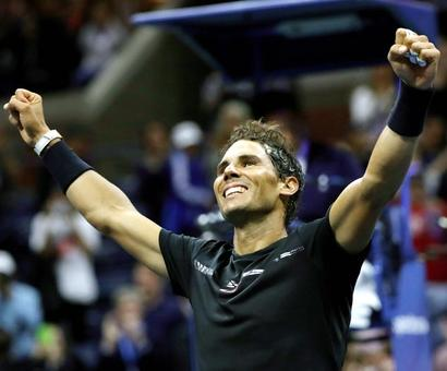 Can Nadal surpass Federer's title tally?