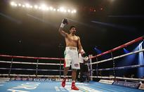 Vijender Singh looks forward to his fight in India after winning his fifth straight pro bout